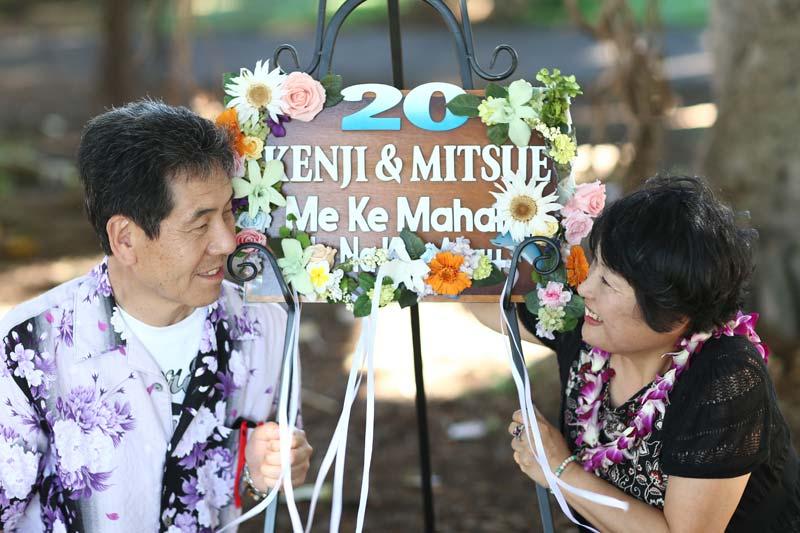 ハワイ 記念日サプライズ イメージ1